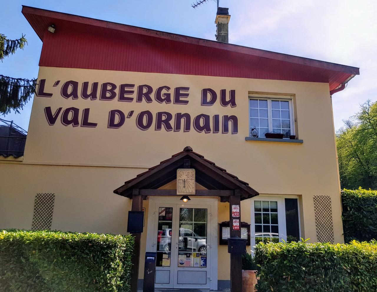 L'Auberge du Val d'Ornain àVARNEY
