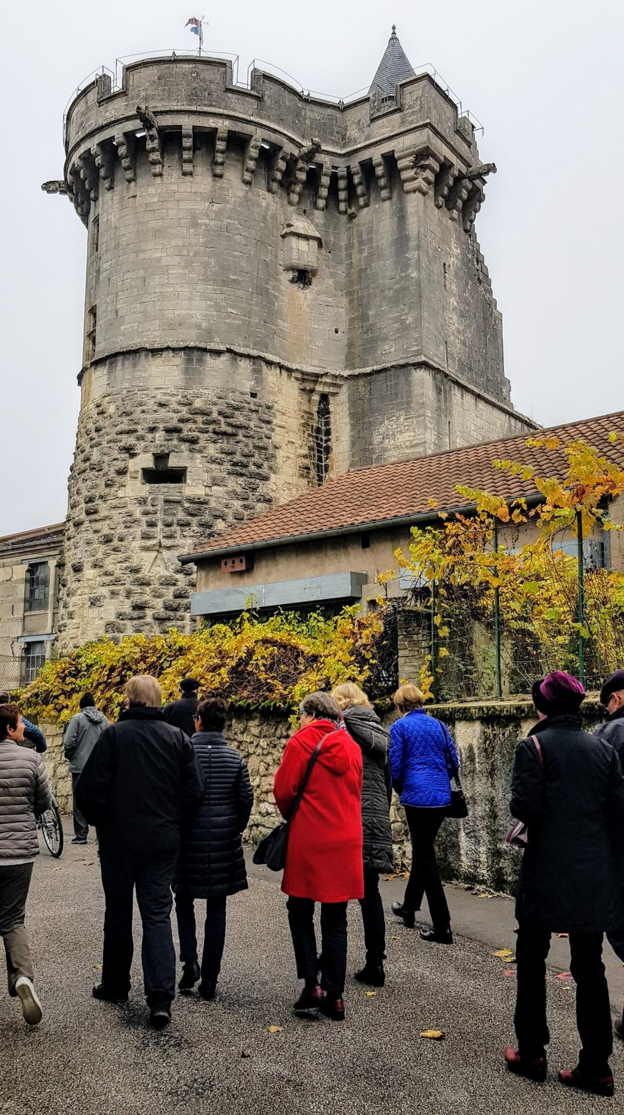 La Tour Valéran à Ligny-en-Barrois