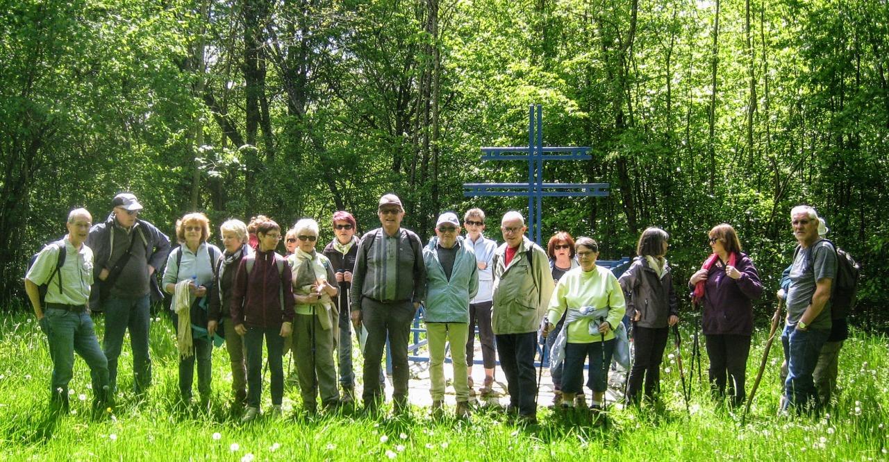 Forêt domaniale du Haut-Juré, 16 mai2019