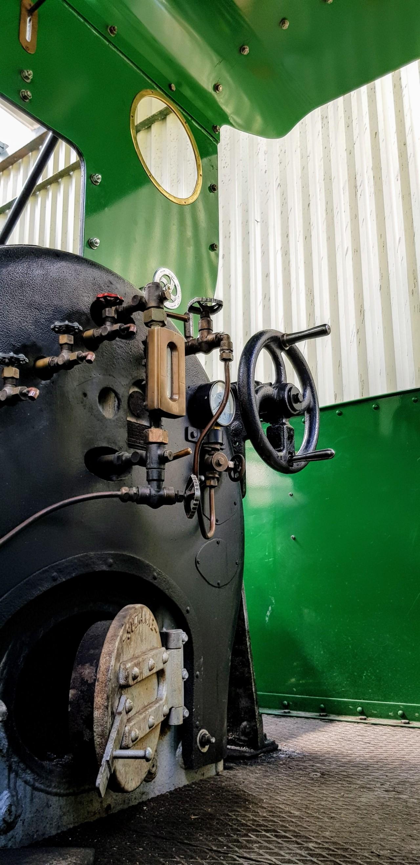 Visite du Chemin de fer historique de la Voie Sacrée : le 13 juin2019