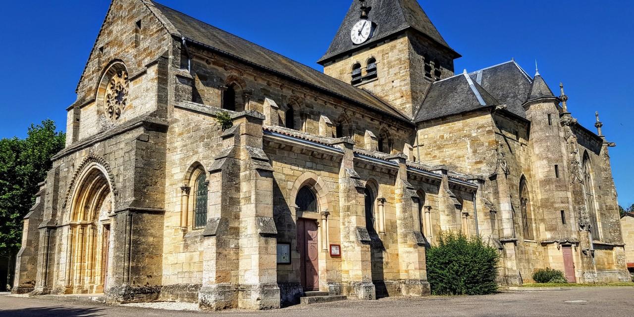 Eglise Saint Rémi deMognéville