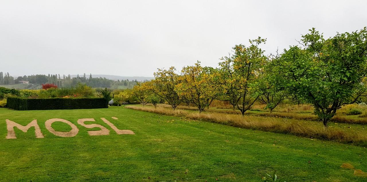 Jardins Fruitiers de Laquenexy enMoselle
